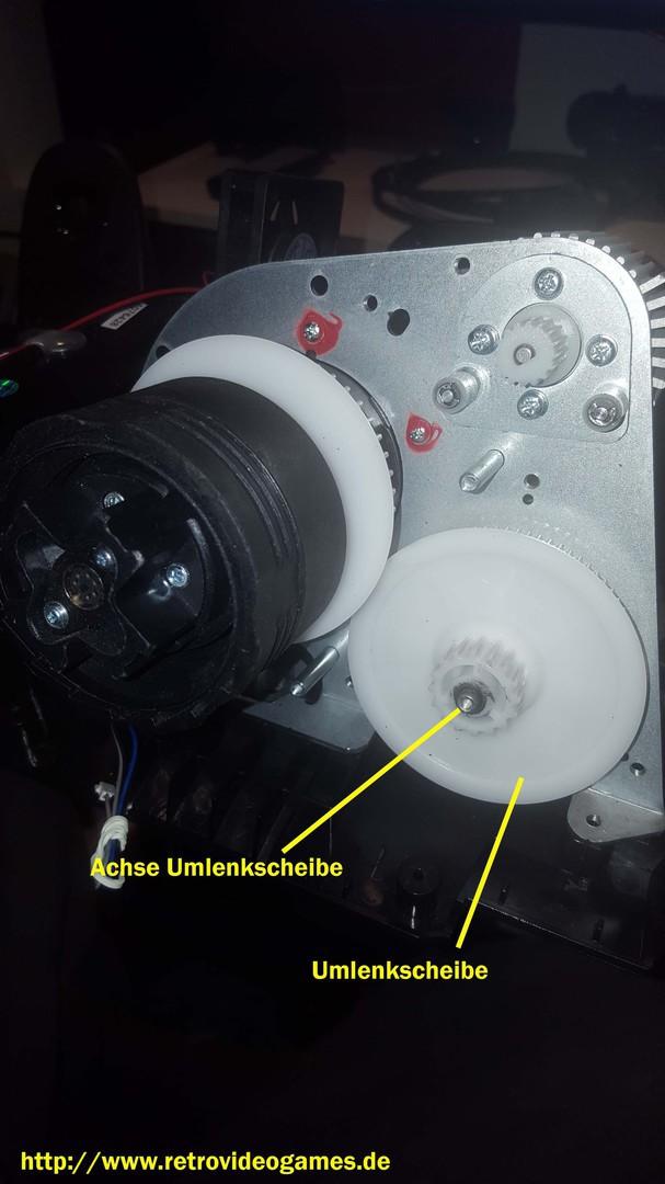 Remove sqeak from T300 Steering Wheel